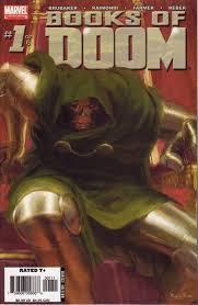 BOOKS OF DOOM #1