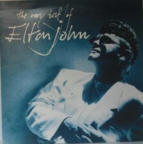 ELTON JOHN THE BEST OF DOUBLE LP
