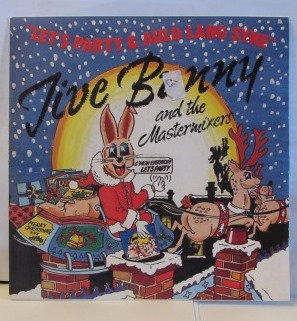 JIVE BUNNY LETS PARTY & AULD LANG SYNE