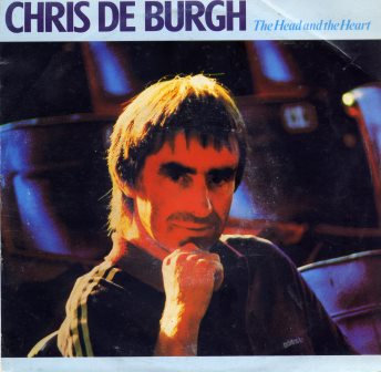 CHRIS DE-BURGH THE HEAD AND THE HEART
