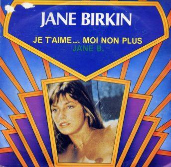 JANE BIRKIN JE T'AIME