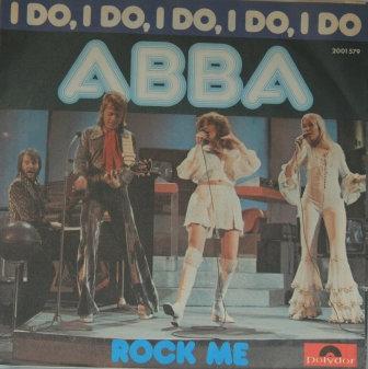 ABBA I DO I DO I DO RARE  GERMAN IMPORT