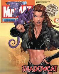 MARVEL FIGURINE COMIC ISSUE 45