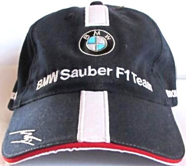 BMW SAUBER F1 CAP