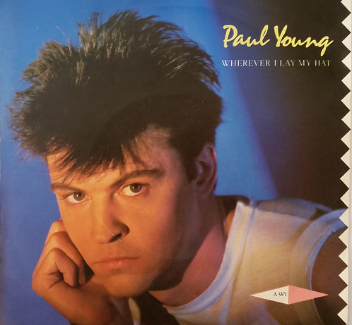 PAUL YOUNG WHEREVER I LAY MY HAT