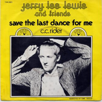 JERRY LEE LEWIS SAVE THE LAST DANCE IMPORT