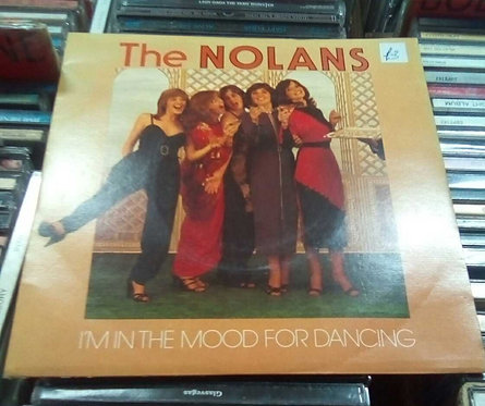 THE NOLANS IM IN THE MOOD FOR DANCING