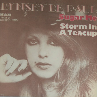 LYNSEY DE PAUL SUGAR ME IMPORT ISSUE