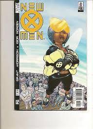 X-MEN COMIC 119