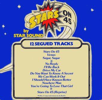 STARS ON 45 60'S MIX