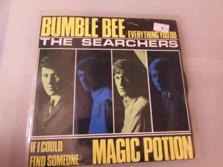 THE SEARCHERS BUMBLE BEE  EP