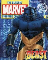 MARVEL FIGURINE COMIC ISSUE 16