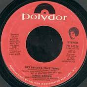 JAMES BROWN WHAT MY BABY NEEDS NOW US ISSUE