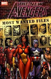 THE NEW AVENGERS MOST WANTED FILES