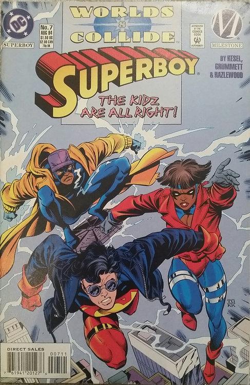 SUPERBOY NO.7