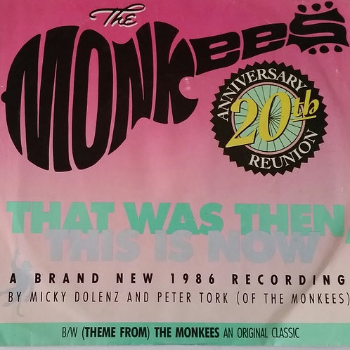 THE MONKEES THAT WAS THEN, THIS IS NOW