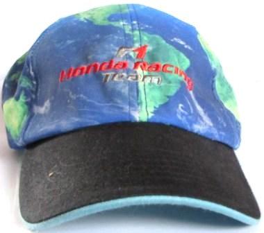 HONDA RACING TEAM  F1 CAP