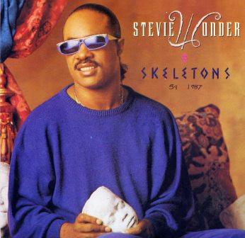STEVIE WONDER SKELETONS
