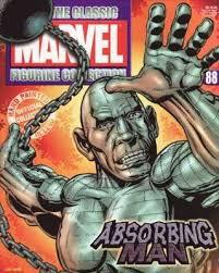 MARVEL FIGURINE COMIC ISSUE 88