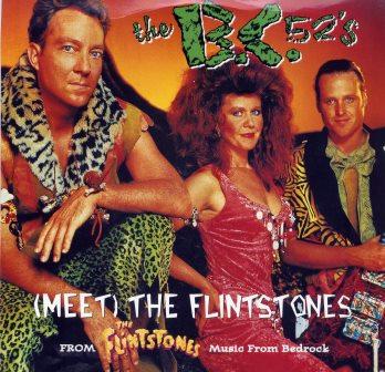 B52'S (MEET) THE FLINTSTONES