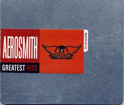 AEROSMITH GREATEST HITS TIN