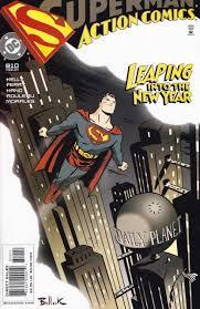 SUPERMAN ACTION COMICS 810
