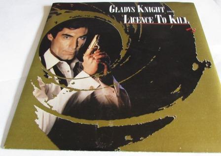 GLADYS KNIGHT LICENCE TO KIL JAMES BOND SOUNDTRACK