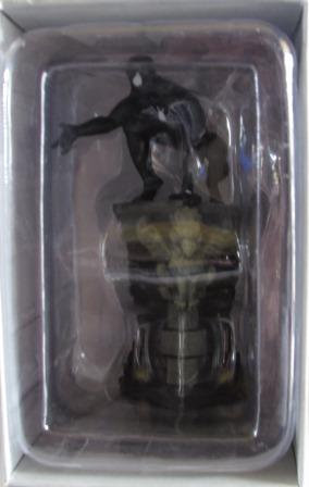BLACK COSTUME SPIDERMAN  EAGLEMOSS SPECIAL