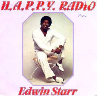 EDWIN STARR H.A.P.P.Y. RADIO