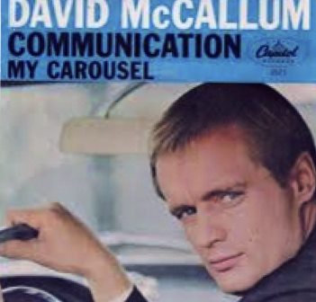 DAVID McCALLUM COMMUNICATION