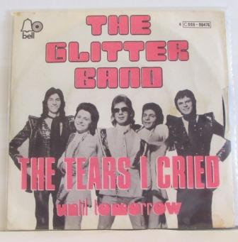 THE GLITTER BAND THE TEARS I CRIED
