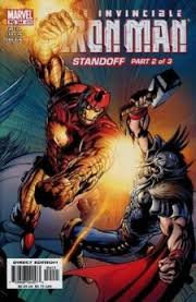 THE INVINCIBLE IRON MAN STANDOFF PART 2 OF 3 64409