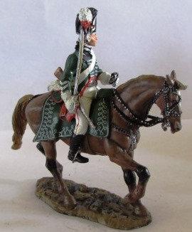 OFFICER HESS-DARMSTADIT HEVAULEGER 1790'S