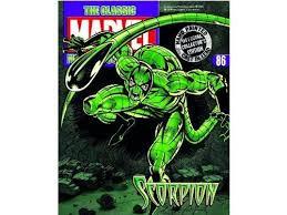 MARVEL FIGURINE COMIC ISSUE 86