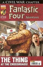 FANTASTIC FOUR ADVENTURES COMIC 48