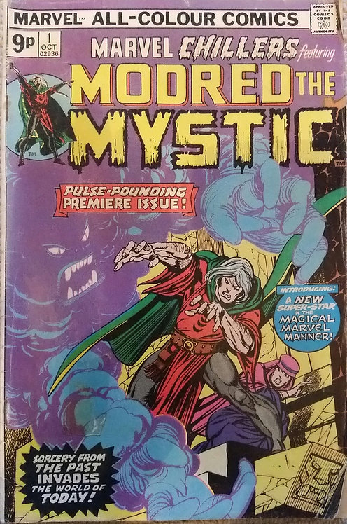 MARVEL MODRED THE MYSTIC