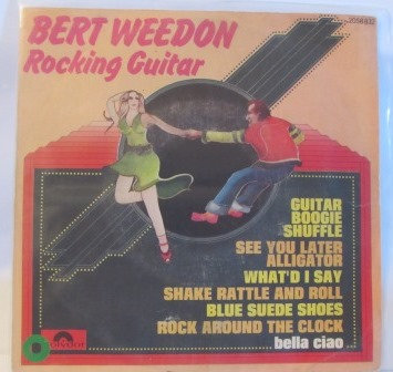 BERT WEEDON ROCKING GUITAR