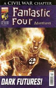 FANTASTIC FOUR ADVENTURES 52