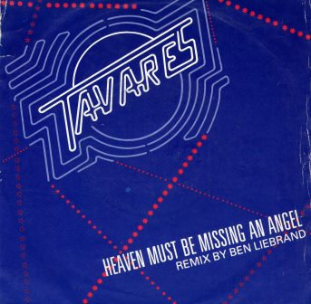 TAVARES HEAVEN MUST BE MISSING AN ANGEL