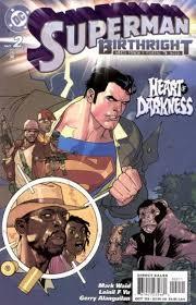 SUPERMAN BIRTHRIGHT COMIC 2