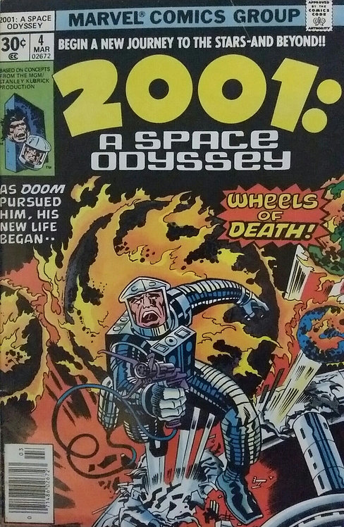 2001: A SPACE ODYSSEY 4