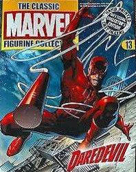 MARVEL FIGURINE COMIC ISSUE 13