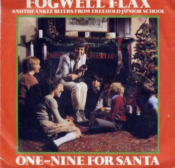 FOGWELL FLAX ONE - NINE  FOR SANTA