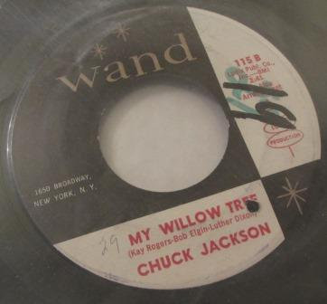 CHUCK JACKSON THE BREAKING POINT