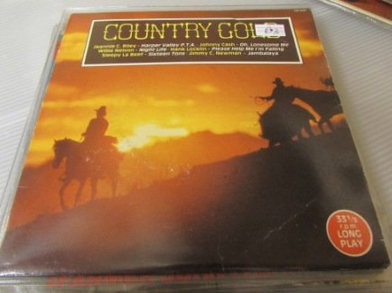 COUNTRY GOLD EP