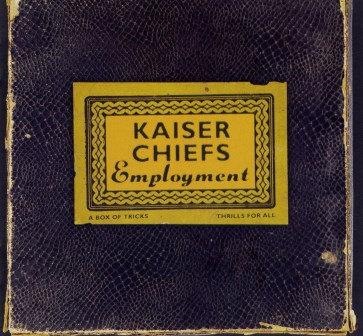 KAISER CHIEFS EMPLOYMENT CD BOX SET