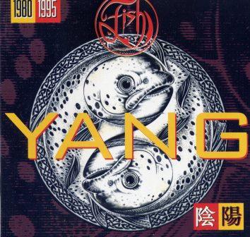 FISH MARILLION YANG PROMO CD