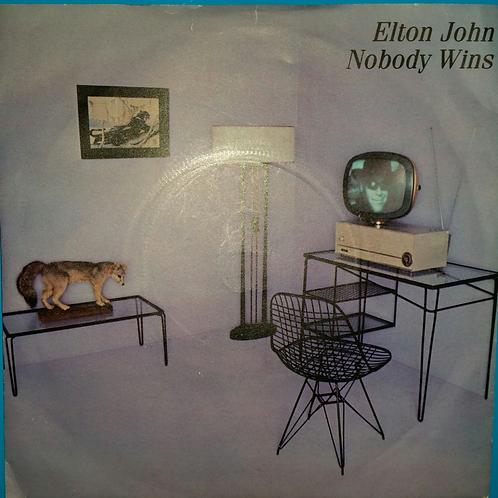 ELTON JOHN NOBODY WINS