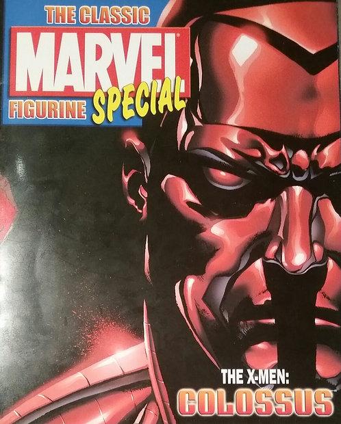 MARVEL FIGURINE COMIC THE X-MEN: COLOSSUS SPECIAL