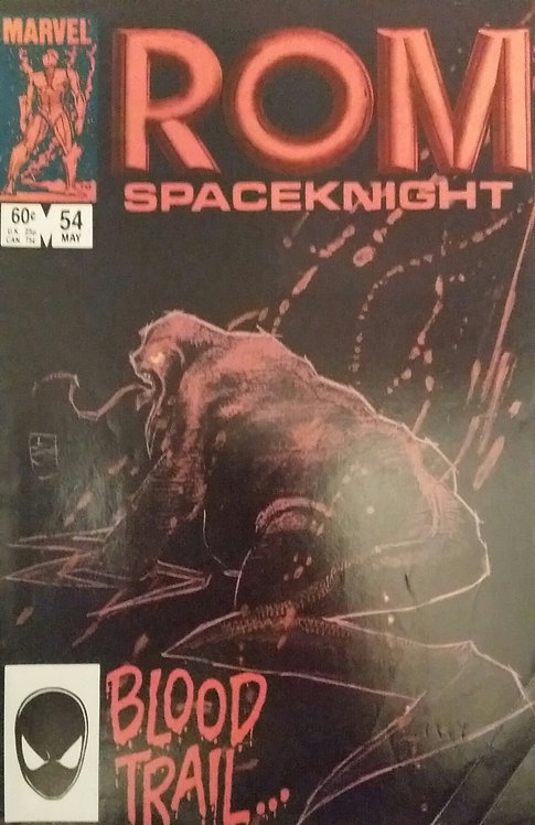 ROM SPACE KNIGHT 54
